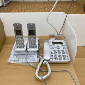 電話機設置工事(京都府)